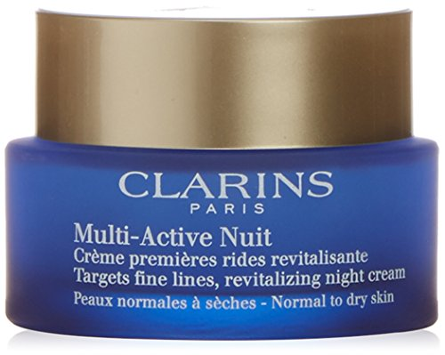 Clarins Multi-Active Normal To Dry Skin Night Cream, 1.7 Ounce -  004534