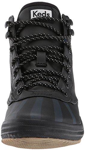 Keds Frauen Scout Splash Wx Fashion Sneaker Schwarz