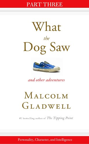 What The Dog Saw And Other Adventures Pdf