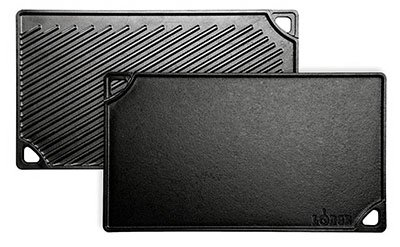 lodge double griddle - 8