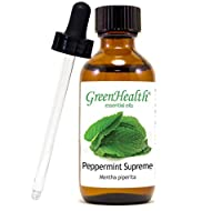 Peppermint (Mentha Piperita) Oil – 100% Pure Essential Oil – GreenHealth