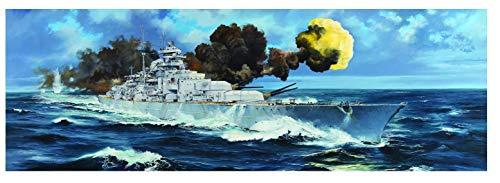 Trumpeter 1/200 1941 German Bismarck Battleship