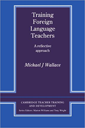 Amazon training foreign language teachers a reflective training foreign language teachers a reflective approach cambridge teacher training and development fandeluxe Choice Image