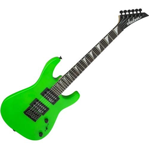 Jackson JS Series Dinky Minion JS1X Electric Guitar (Neon Green)
