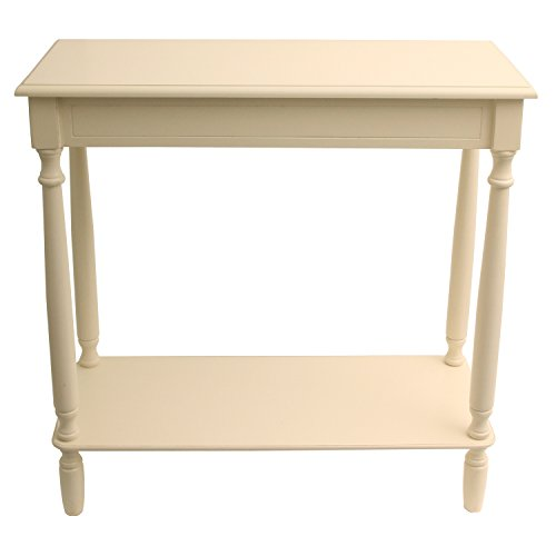 (Décor Therapy FR1802 Console Table, 28.25