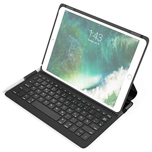 """Inateck Ultraleichte Tastatur Hülle kompatibel mit 10,5"""" iPad Pro und 10.5""""..."""