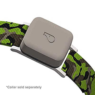 Whistle 100-04101-00 GO/Health and Location Tracker for Pets/Taupe