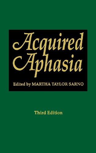 Acquired Aphasia, Third Edition