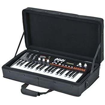 korg sc minilogue soft case for korg minilogue synth musical instruments. Black Bedroom Furniture Sets. Home Design Ideas
