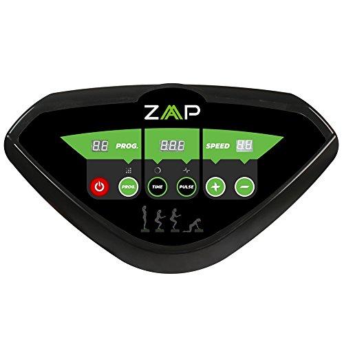 ZAAP TX 5000 Power Vibration Trainer Plate Machine W/ Arm Straps
