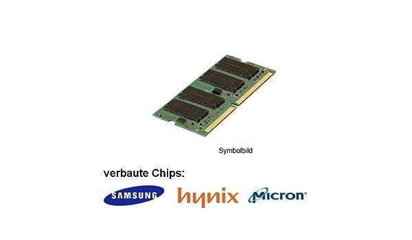 Memoria RAM de 4 GB (PC3 – 10600) para HP Compaq 2000 – 352 NR ...