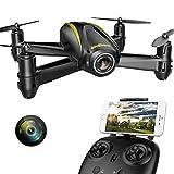 DROCON Navigator/U31W Wi-Fi FPV Quadcopter Drone with 720P HD Camera - 120 Degree...