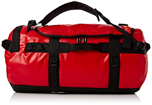 The North Face Base Camp Duffel-Large, Red/TNF ()