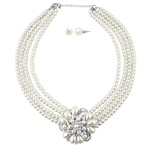 Lux A (Blue Pearl Costume Jewelry)