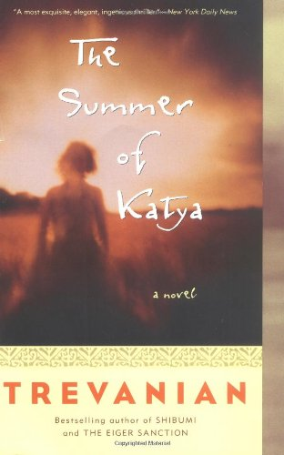 book cover of The Summer of Katya