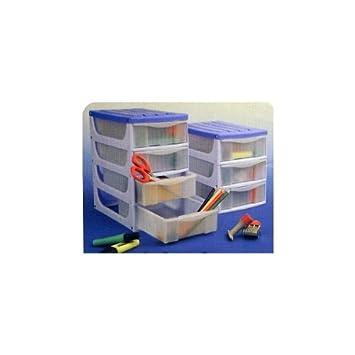 casa bama petit meuble de rangement à tiroirs: amazon.fr: cuisine ... - Petit Meuble De Rangement Cuisine