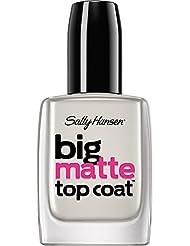 Sally Hansen Treatment Big Matte Top Coat, 41055, 0.4 Fluid Ounce