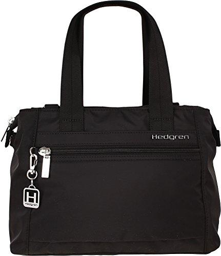 eva Noir s à bleu bandoulière sac Hedgren étiquette 5qw0Hw1