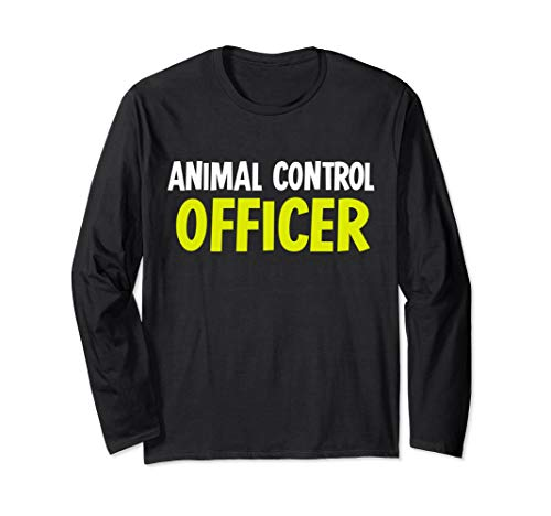 Animal Control Officer Halloween Costume (Animal Control Officer Halloween Costume  Long Sleeve)