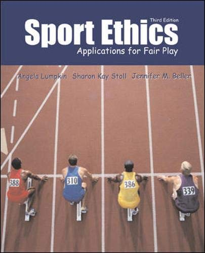 Sport Ethics: Applications for Fair Play with PowerWeb...