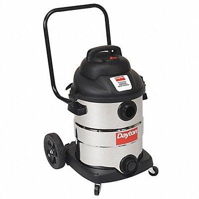 Dayton Wet/Dry Vacuum 2 HP 10 gal. 120V