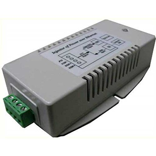 Gigabit Very High Power Dcdc Converter 18-36vdc In, 24v 70w Poe Inserter, 4 Pair