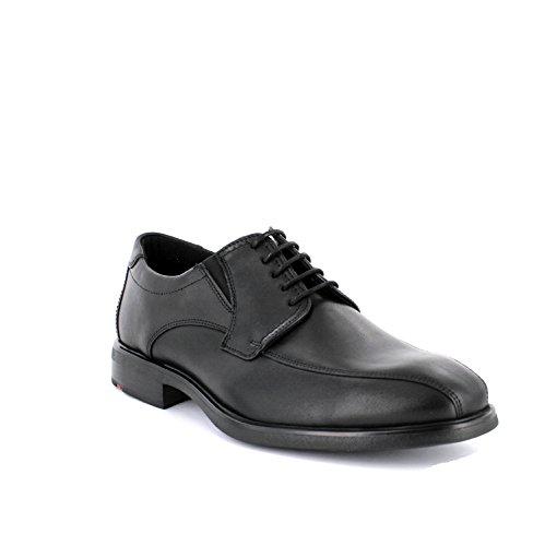 LLOYD SHOES GmbH Kennedy, Scarpe stringate uomo Nero (nero)