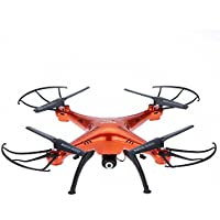 Goolsky Syma X5SW/X5SW-1 Drone UFO with HD Wifi Camera 0.3MP Camera RC Headless Quadcopter 4CH 2.4G 6-axis Gyro