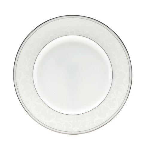 Nikko Pearl Symphony Round Accent Plate, 9