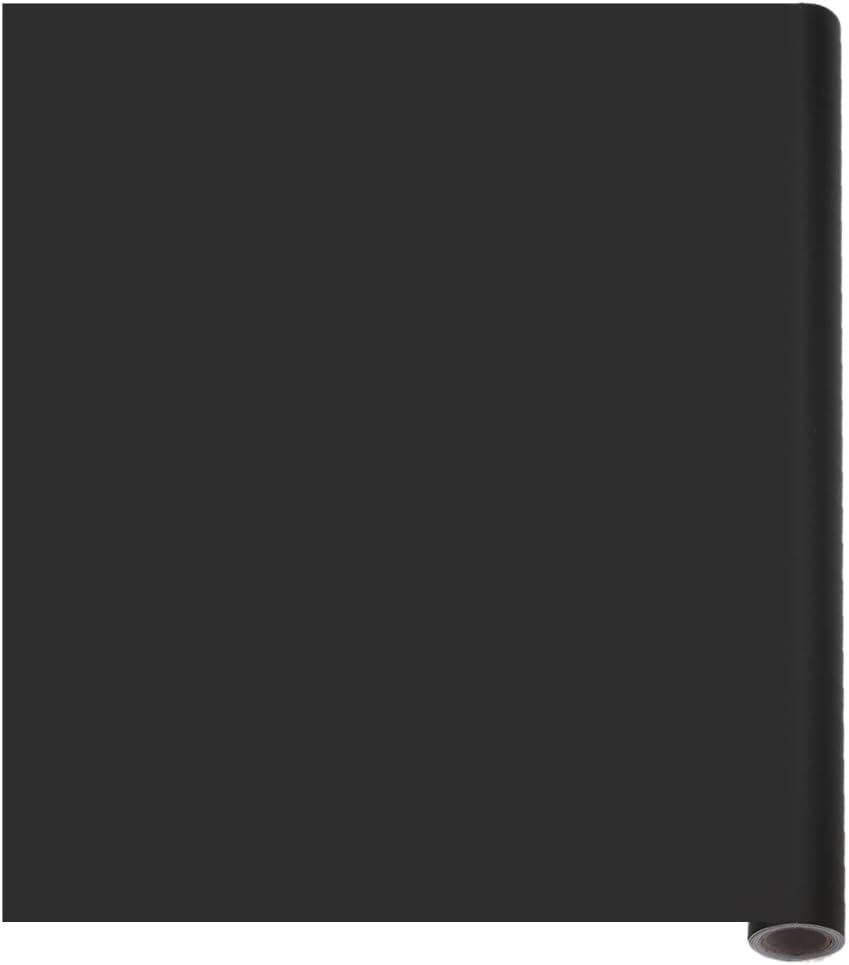 noir Bureau Accueil ... La Cabina Grand tableau Noir 45 x 200 cm Autocollant mural Amovible Autocollant de Tableau Noir pour lEcole