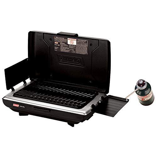 (Coleman Camp Propane Grill)