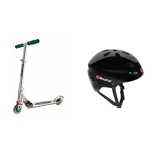 Razor A2 Kick Scooter AND Helmet Only $22.88
