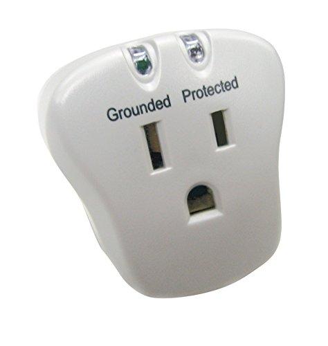 Surgeassure SAP1 Single Outlet Protector
