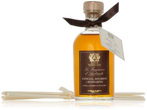 (Antica Farmacista Home Ambiance Diffuser, Vanilla, Bourbon & Mandarin, 100 ml.)