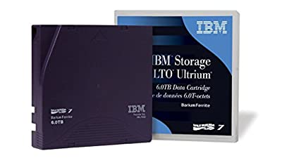 IBM LTO 7 Tape - 10 Pack by IBM