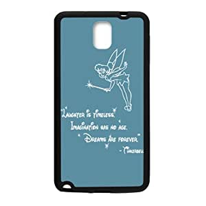 Peter Pan's Character Tinkerbell Phone Case for Samsung Galaxy Note3