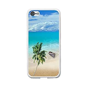 Soft Beach Cool Design Iphone 5c Hard Cover Protective Phone Case