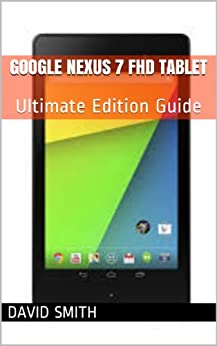 Google Nexus FHD Tablet Ultimate ebook product image