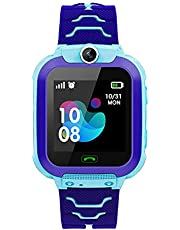 Mainstayae TR5-3 2G Children Smart Watch 1.54-inch LCD Touchsreen IPX67 Waterproof 2-way communication ROM 32MB+RAM 32MB LBS Positioning 10W Camera Android OS Activity Sports Smartwatch