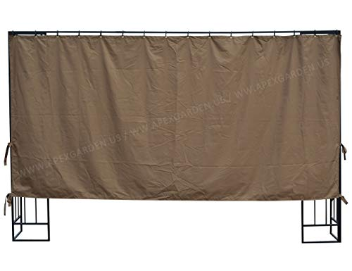 APEX GARDEN 10 ft Privacy Panel (Side Wall Panel Only) by APEX GARDEN (Image #3)