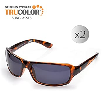 TruColor gafas de sol doble Set: Amazon.es: Deportes y aire ...