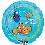 Finding Nemo Happy Birthday Party Mylar Balloon