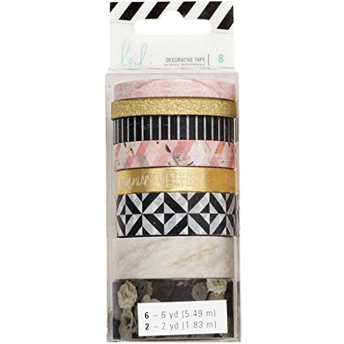 Price comparison product image American Crafts Heidi Swapp Magnolia Jane Washi Tape Rolls