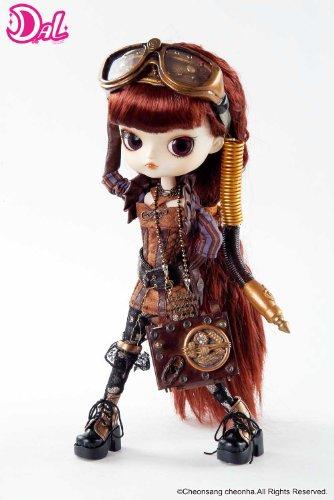 """Pullip Dolls Dal Steampunk RaMuw 10"""" Fashion Doll Accessory 5"""