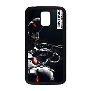 HD Beautiful image for Samsung Galaxy S5 Cell Phone Case Black tom clancys ghost recon online HOR5680129