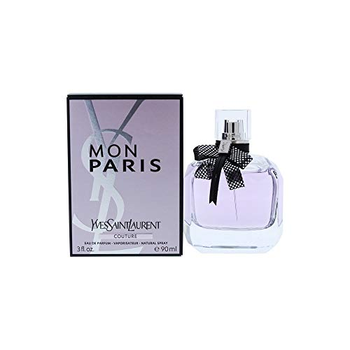 Yves Saint Laurent Eau de Parfum Spray Mon Paris Couture for Women, 3 Ounce