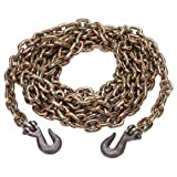 Kinedyne Corporation 1003420B 5/16 X 20 Foot Grade 70 Chain With Grab Hooks Boxed