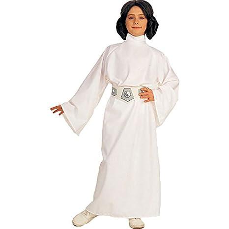 Princesa Leia - traje de niño: Amazon.es: Juguetes y juegos