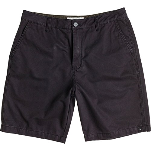 Quiksilver Men's Everyday Chino Walk Short, Tarmac, 34 - Everyday Chino