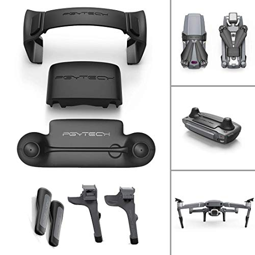 PGYTECH Propeller Holder + Remote Control Stick Protector + Landing Gear for DJI Mavic 2 PRO/Mavic 2 Zoom Review